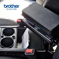 Printer Mount and Carry Options
