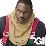 Cobra™ BarriAire™ Gold Particulate Hoods by PGI