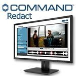 COMMAND Redact: Automated Video Redaction