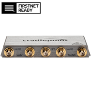 MC400-1200M Modular Modem: FirstNet Ready™ and can be added to compatible Cradlepoint LTE routers