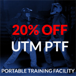Take 20% off the UTM Portable Training Facility