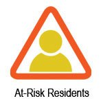 Real-Time access to details on At-Risk Residents, directly from your vehicle!
