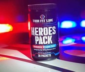 Heroes Pack- Total Health Supplement For Men and Women - 30 Packets