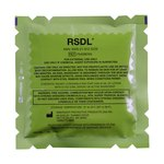 RSDL Kit - The Reactive Skin Decontamination Lotion (RSDL ®) Kit that's military grade, lightweight, and FDA cleared.