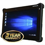 Rugged Tablet for Use In and Out of Vehicle