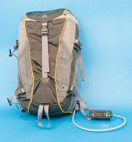 PackEye Radiation Detection Backpack