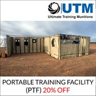 Portable Training Facility - Call for more information: +1 (877) 886-7233