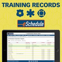 Training Records: Track certifications and classes with ease