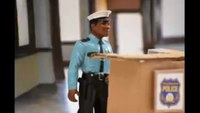 Philly police make action figure PSA about police service areas
