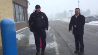 Idaho cop competes in dance-off with charity captain
