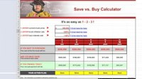 Justify Fire Truck Purchase: Save versus Buy