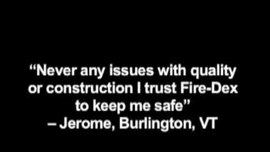 Out of the Mouths of Fire Fighters