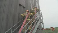 FIREGROUND Flash Tip: Rapid hose line advancement