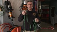 FIREGROUND Flash Tip: Tubular webbing