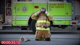 Fire chief nails annual SCBA proficiency test