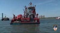 Fireboat Three Forty Three commissioned