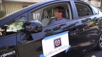 Jimmy Kimmel presents the Ubulance after reports that Uber is faster than an ambulance