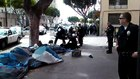 LA police kill man during struggle on Skid Row