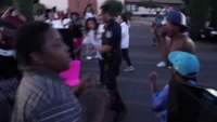 Calif. cop does 'Nae Nae' dance with kids