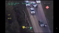 Helicopter video of fatal Tulsa OIS