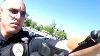 Klamath Falls Police school kid on open carry