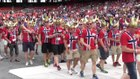 2015 World Police and Fire Games: Opening Ceremony