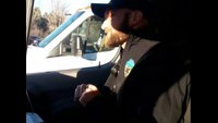 EMT dances, sings to Bee Gees during shift