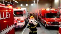Firefighters make music video to 'Uptown Funk'