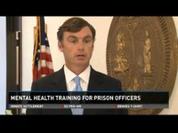 SCDC first CO training class for mentally ill inmates