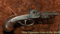 The 10 most expensive guns in the world