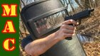 Military Arms Channel: Ballistic Shield Test