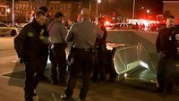 Police fatally shoot man found on subway tunnel tracks in DC