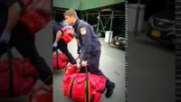 FDNY EMS complete Mannequin Challenge