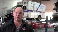 How an ambulance agency equipped its ambulances with solar panels