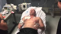 Cardioversion of firefighter-paramedic after on-duty episode of atrial fibrillation