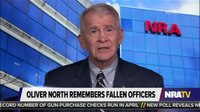 Lt. Col. Oliver North: The NRA Stands with America's Police