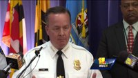 Baltimore officer found guilty in spitting incident