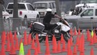 Ventura PD Motor Quinn Redeker - San Diego County Motor Officers Assoc. Competition 2011