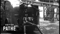 History of firefighting devices circa 1936