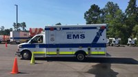Wake County EMS driver training