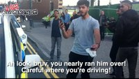 Driver tells cops 'my shoes are worth more than your wages'