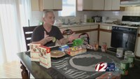 Firefighters surprise Army vet with Thanksgiving feast
