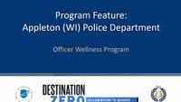 Destination Zero Program Helps Agencies Improve Health and Safety
