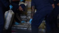 Coast Guard offloads approximately 20 tons of cocaine