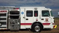 Can you pinpoint the unique features on this new Rescue Pumper?