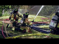 Safe law enforcement operations on the fireground
