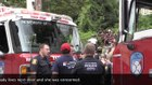 Raw video: 3-alarm NY house fire