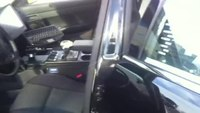 Inside Access to the 2012 Chevy Caprice Demo Vehicle from Havis