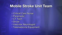 Rush Mobile Stroke Treatment Unit