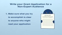 Fire Grants Help Quick Tip: Write your Application for a Non-Expert Audience
